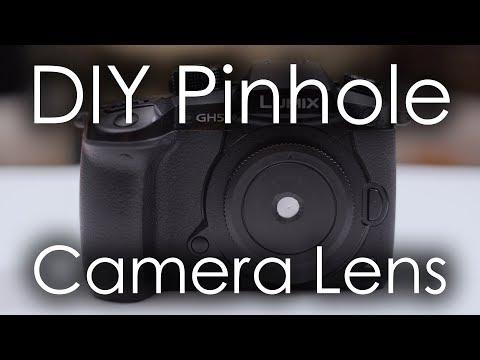 How to Make Your Own Pinhole Camera Lens