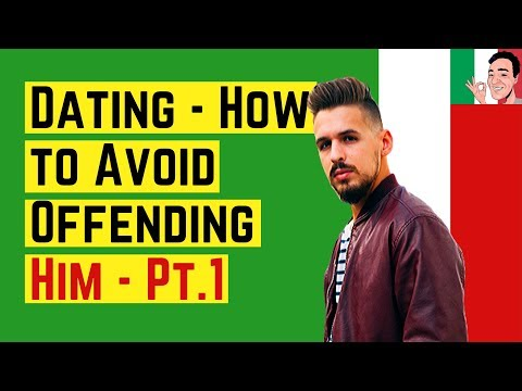 7 Things That Offend Italian Men When Dating – The Family - Pt. 1 ❤️