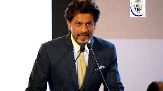 Shah Rukh Khan Motivational Speech for Indian Paralympic Contingent for Asian Para Games 2018
