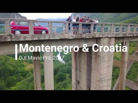 Trip to Montenegro and Croatia