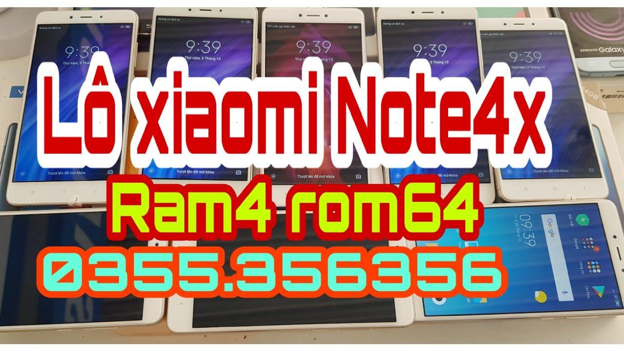 05.12.2019. Lô máy cảm ứng cũ giá rẻ. Xiaomi note 4x ram4.rom64..lh. 0355356356