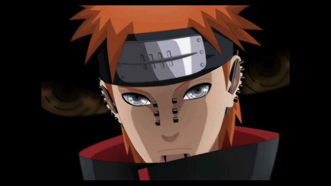 Naruto Shippuden - Girei (Pain's Theme Song) - YouTube  Naruto Shippude...