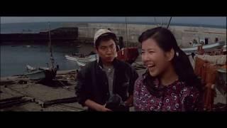 http://www.nikkatsu.com/movie/20795.html 荒々しくも雄大な自然が広がる伊勢湾の小島に生きる若い漁師と、アワビ取りの海女の少女とのういういしい初恋が...