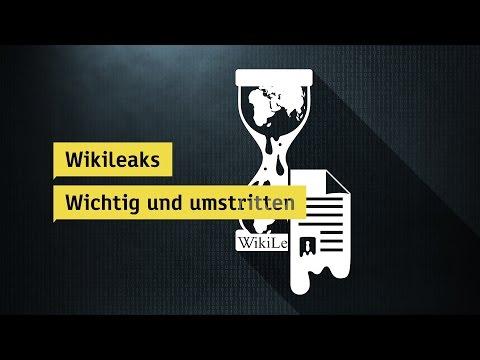 Aktuelle Situation von Wikileaks - heuteplus | ZDF