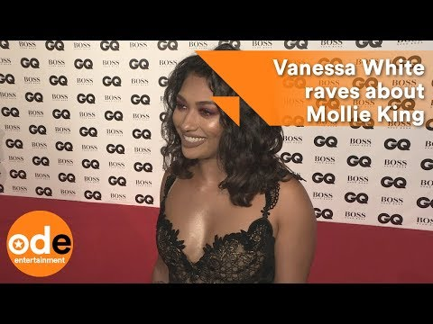 GQ Awards 2017: Vanessa White raves about Mollie King