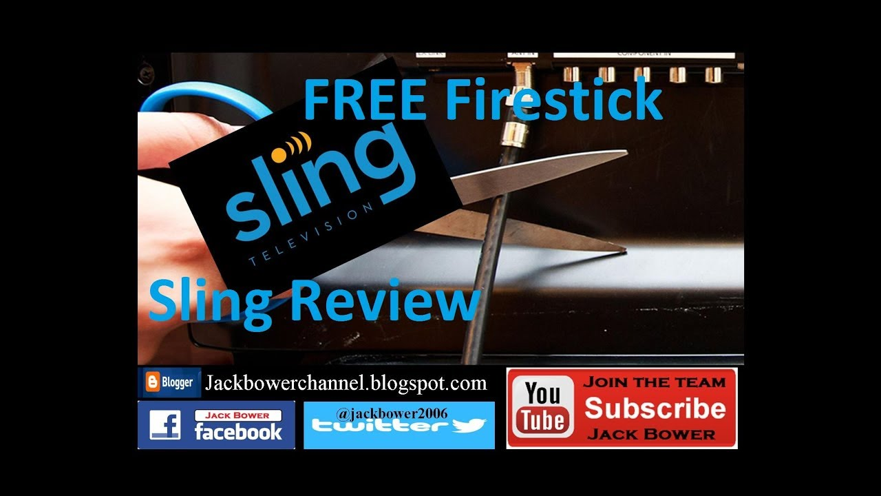 Sling TV 2018 Review & Free FireStick