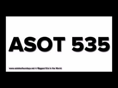 Armin van Buuren ASOT 535 (HD) [320Kbps] W&W vs Bree - Nowhere To Go (Shogun Remix) [S107]