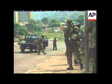 SIERRA LEONE: TWO A.P JOURNALISTS SHOT IN FREETOWN streaming vf