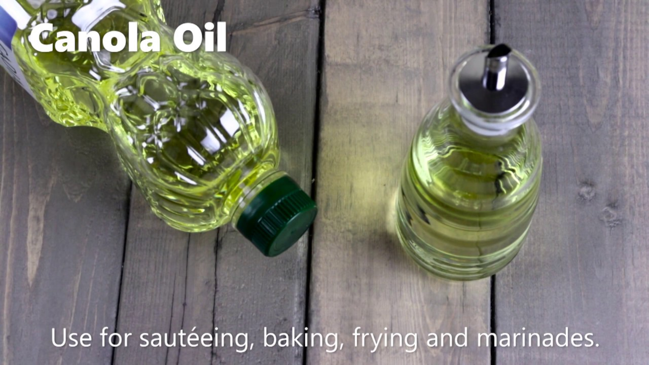Healthy Cooking Oils 101 Video