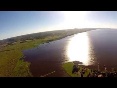 Vuelo lago ypacarai (DronePy)