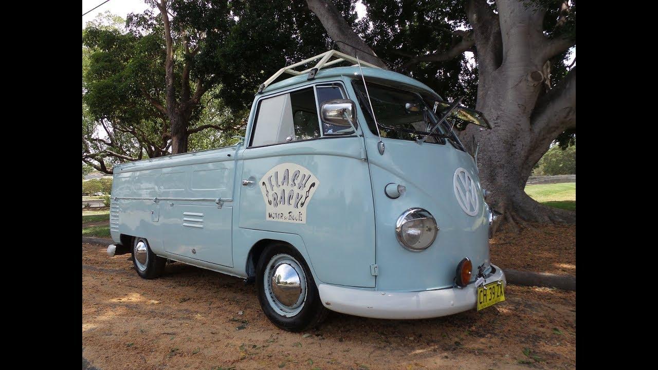 Kombi Splitty Ute 1957 VW Rat Rod Special Build 1500 for Sale @  www SunRisecars com au