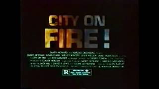 City on Fire (1979) Trailer