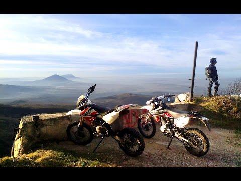 Рай эндуриста | A Paradise For Enduro | Эндуро мото покатушки [Moto Life]