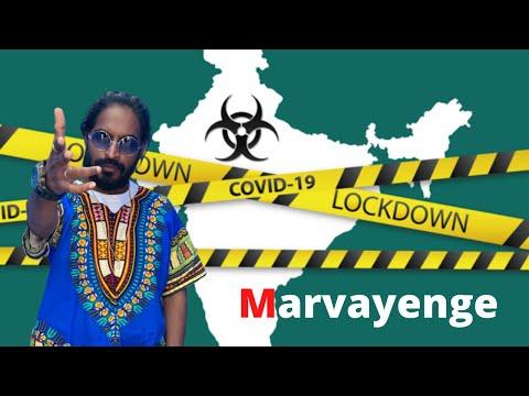EMIWAY BANTAI MACHAYENGE PARODY   INDIAN LOCKDOWN EDITION   MARVAYENGE