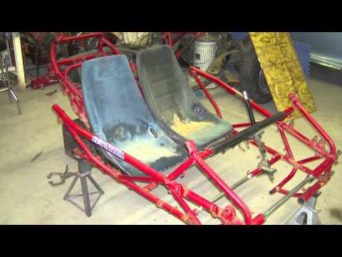 4 Seater Atv >> 2 Seater Side by Side FL350 Odyssey Build - YouTube