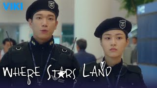 Where Stars Land - EP7   When You Try To Act Cool at Work [Eng Sub]