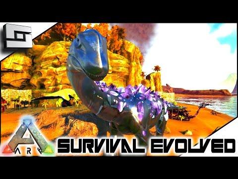 MODDED ARK: Survival Evolved - BIONIC TITANOSAUR! E50 ( Ark Survival Evolved Gameplay )