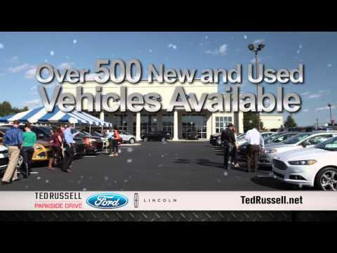 Why Buy From Ted Russell Ford Lincoln on Parkside Drive?