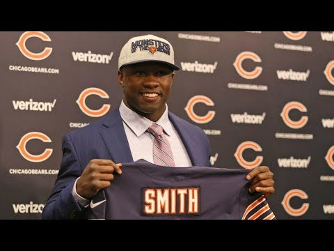 Chicago Bears 2018 NFL Draft Recap: Future NFC North Champs?