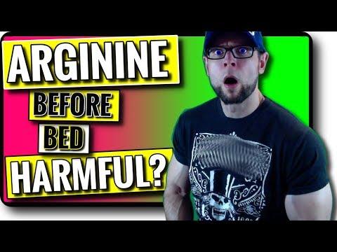 Taking AAKG Before Bed: Harmful?
