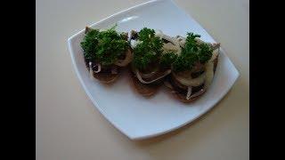 Очень вкусные – маринованные баклажаны/ Дуже смачні - мариновані баклажани/Marinated aubergines
