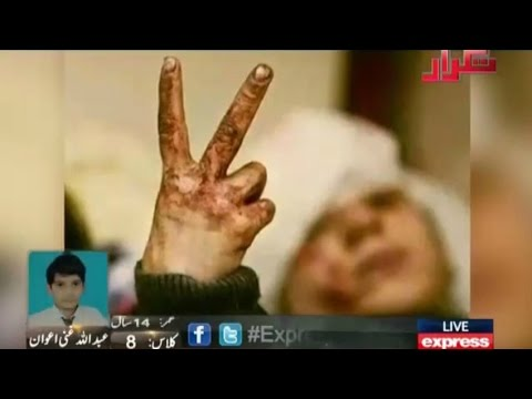 Baba Mere Pyare Baba | A Tribute Song To Martyred APS Students