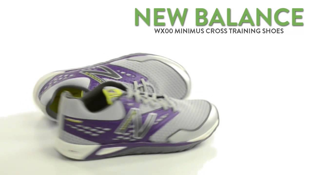 New Balance WX00 Minimus Cross-Training Shoes - Minimalist (For Women) 8c23fe6535