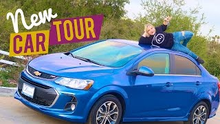 new car tour i bought a car socassie