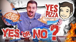 Доставка Yes Pizza | Родом с фудкорта