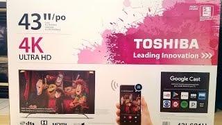 Toshiba 43'' 4K Ultra HD TV 43L621U Review