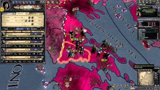 Playing in Byzantine Empire Faction at CK2 v. 2.0