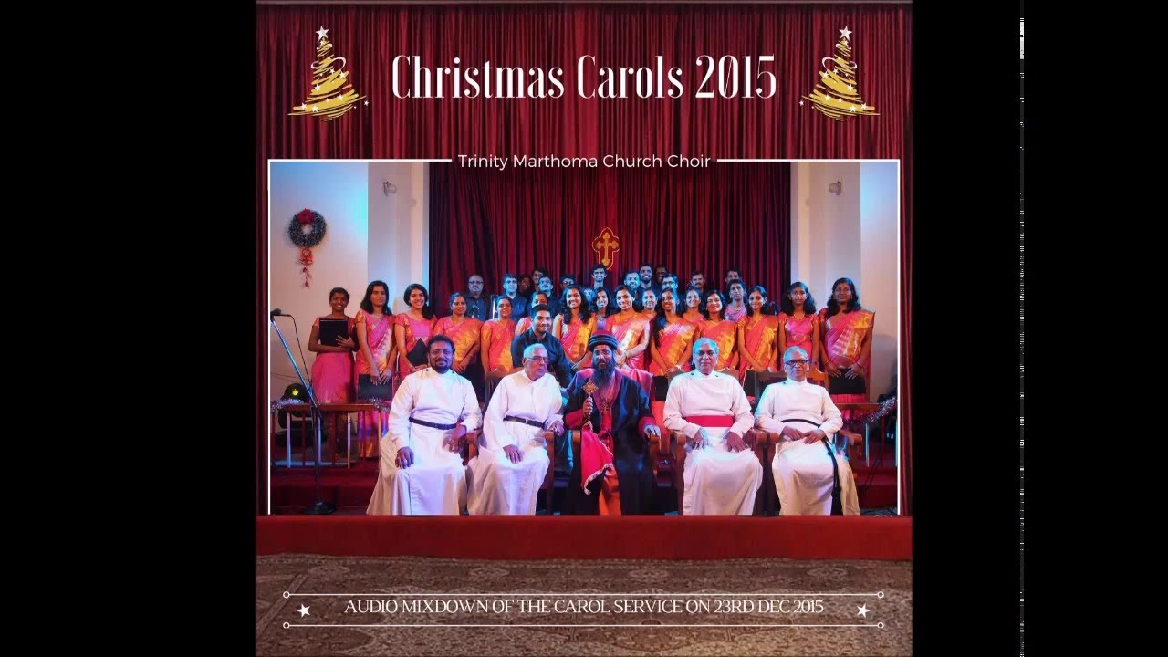 TMC Choir. Christmas Carols 2015 - 12 Mary Did you Know - YouTube