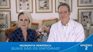 Afetadas por neuropatia periférica áreas