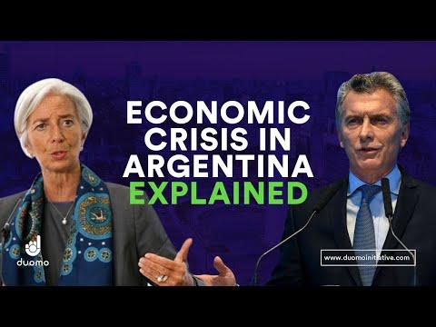 The Economic Crisis in Argentina   Explained