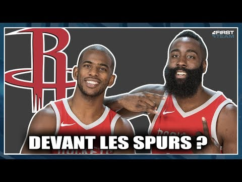 HOUSTON ROCKETS : DEVANT LES SPURS ? Preview Division Southwest