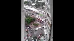 Cacerolazo en Maracay a Nicolás Maduro Av Constitución 18/04/15