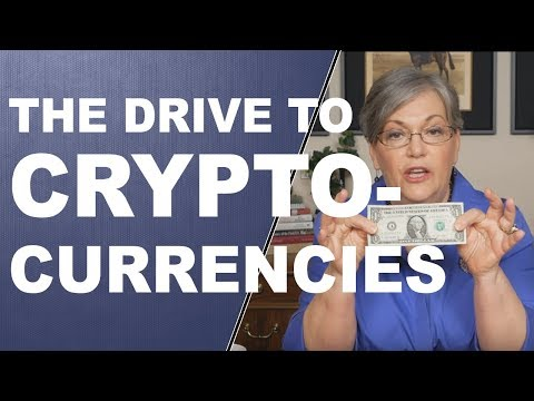 The Drive to Cryptocurrencies, Who is Really Driving This Bus, by Lynette Zang