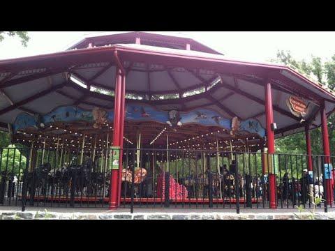 Smithsonian National Zoo Carousel