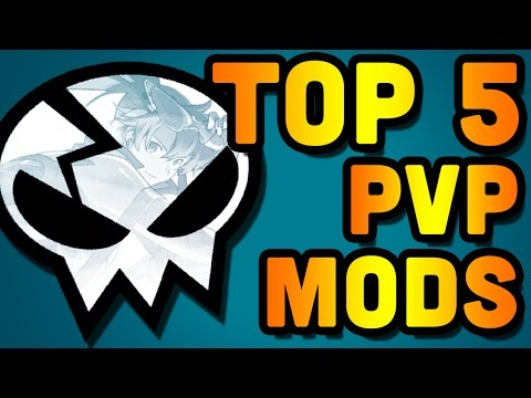Minecraft: Top 5 PvP Mods [1.7.10-1.8] [HD]