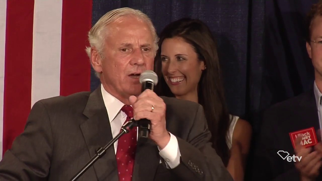 Image result for henry mcmaster campaigning