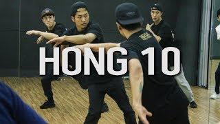 B-boy Hong10   Pop Up Master Class