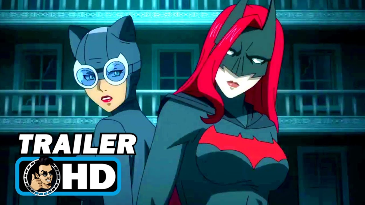 Download CATWOMAN: HUNTED Trailer (2021)
