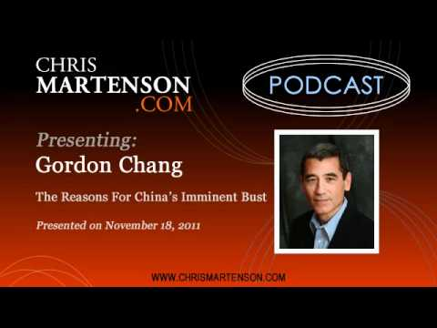 Gordon Chang: The Reasons For China's Imminent Bust