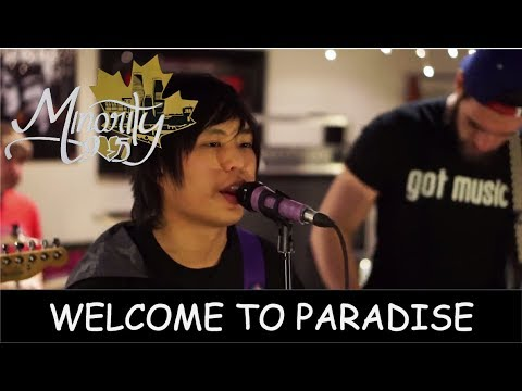 Green Day - Welcome To Paradise (Minority 905 Band Cover)