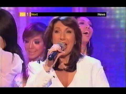 Jane Mcdonald singing