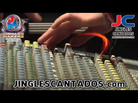Jingles Cantados - Sample 15