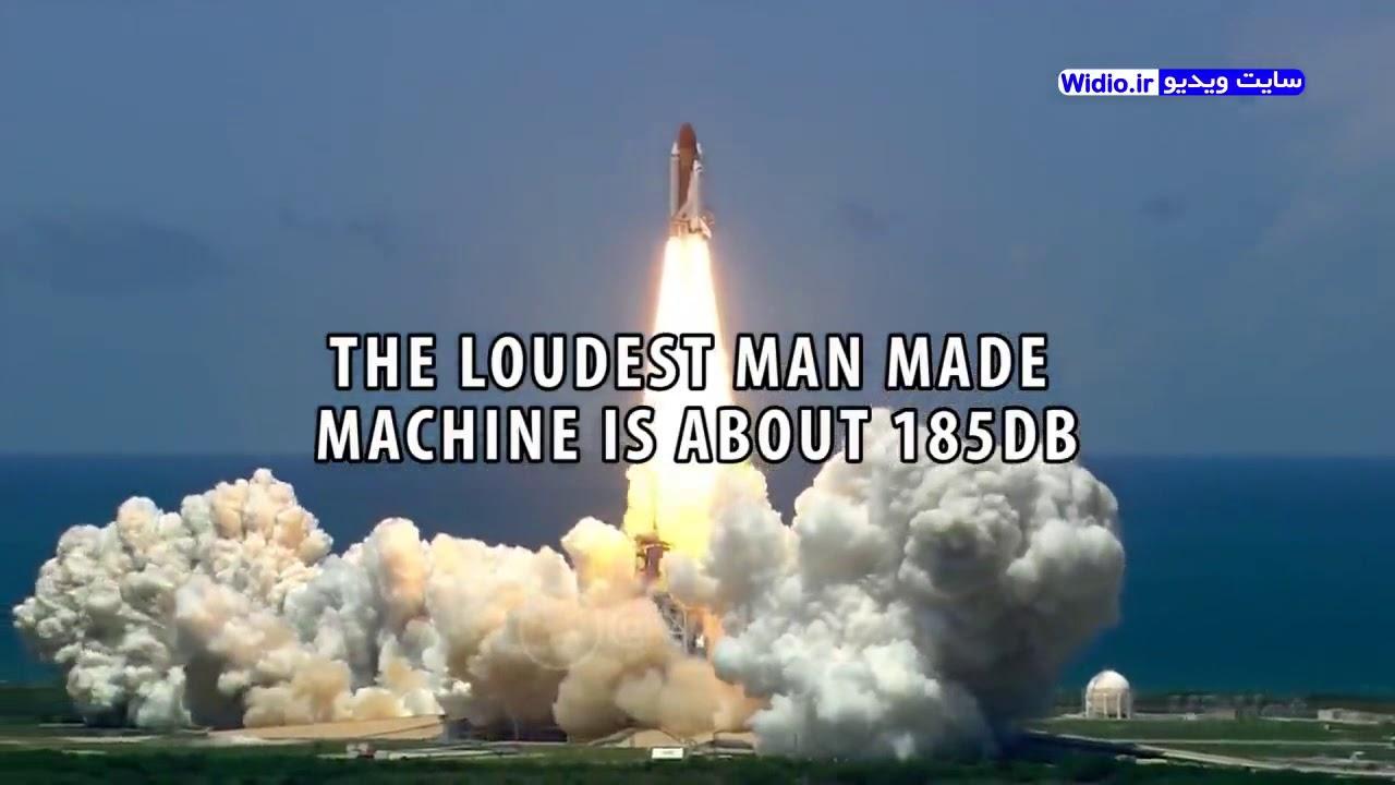بلندترین صداهای جهان