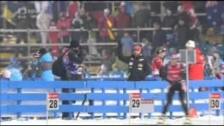 MS Biatlon 2013: Vytrvalostní závod ženy 15km- NMNM