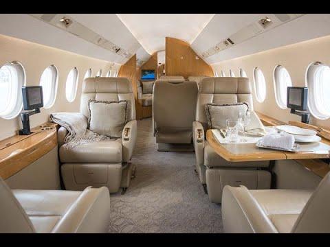 Detailed Views of VIP Boeing 727-100