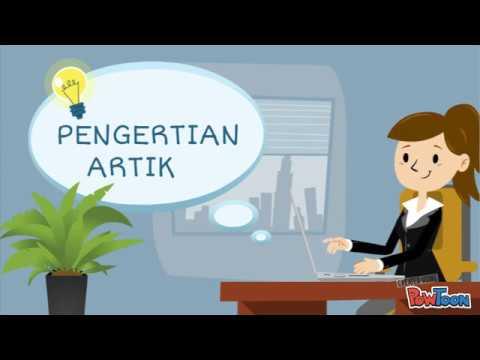 ARTIKEL BAHASA INDONESIA 2H